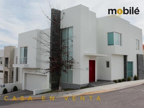 Casa En Venta Fraccionamiento Cantera Pedregal