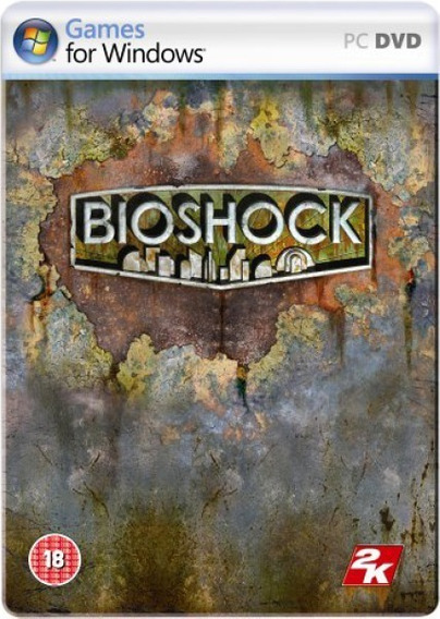 Bioshock Limited Edition (steelcase) - Pc