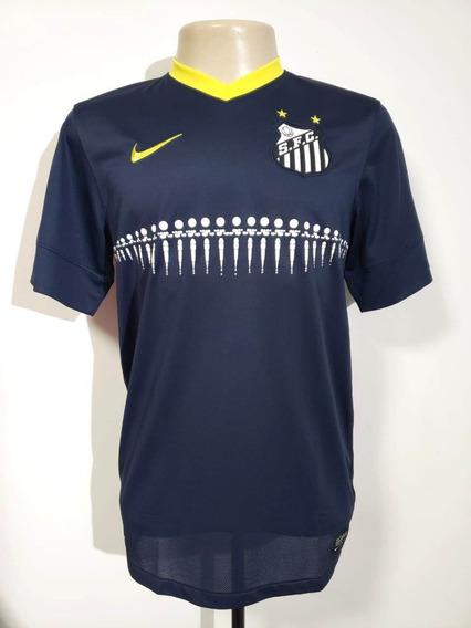 Camisa Futebol Oficial Santos 2013 Third Nike P Brasileiro