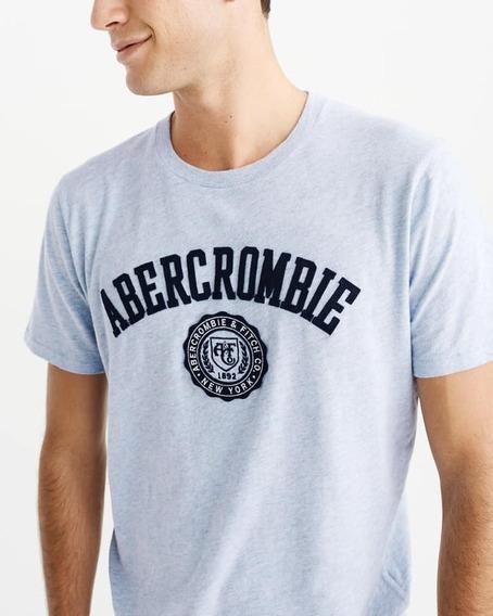 Abercrombie & Fitch Original Bordada 123-238-2451-221