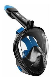 G2rise Sn01 Mascara De Snorkel De Cara Completa Con Antifog