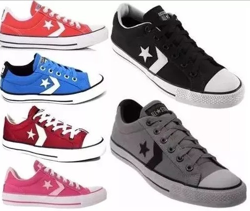 Tênis All Star Converse Player Core Ox - Entrega Imediata