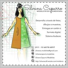 Modelista - Moldes Indumentaria: Carton / Digital (audaces)