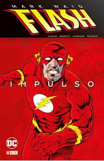 Ecc - Batman - Ignicion -impulso - Flash - Zoom