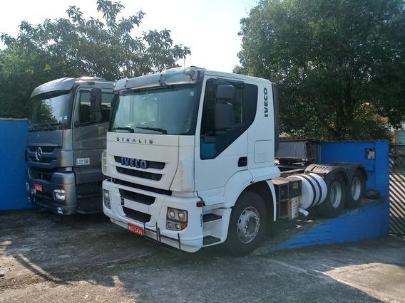 Iveco Stralis 380 6x2 2008/2008