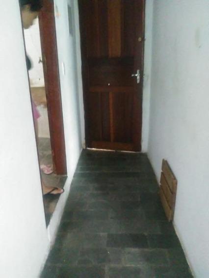Kitnet Com 1 Dormitório Para Alugar, 16 M² Por R$ 400/mês - Nossa Senhora Do Sion - Itanhaém/sp - Kn0021
