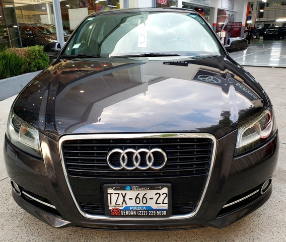 Audi A3 1.8 Attraction At 2012 *financiamiento*