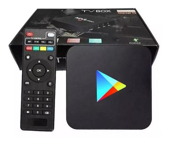 Conversor Smart Tv 3gb/16gb Android 8.1 Youtube Netflix