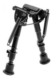 Tático 6 -incha 9-inch Caça Rifle Bipé Primavera Retorno
