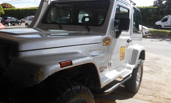Troller Pantanal 2007 3.0 4x4 2p