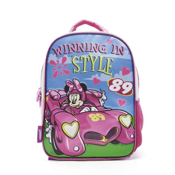 Mochila Minnie Mouse Para Jardin De Espalda 12pLG Km721