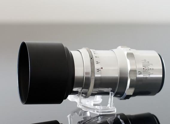 Lente Bonotar-germany, 105mm Encaixe Rosca M42