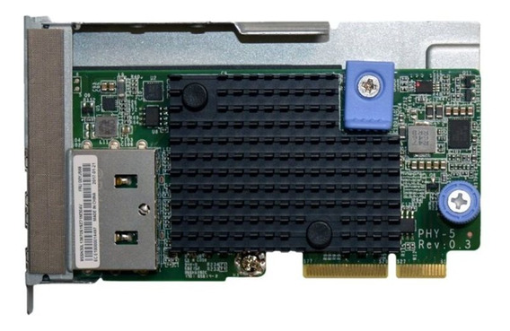 Placa De Red Lenovo 2 Ports 10gb Base-t