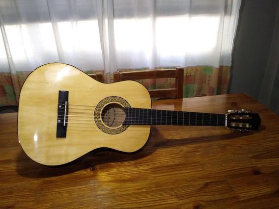 Guitarra Criolla De Estudio + Funda + Afinador