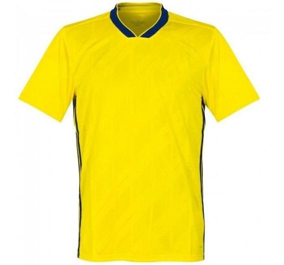 Camiseta De Fútbol Suecia 18/19 D3