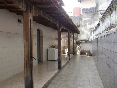 Casa Com 5 Quartos Para Comprar No Estrela Dalva Em Belo Horizonte/mg - 558