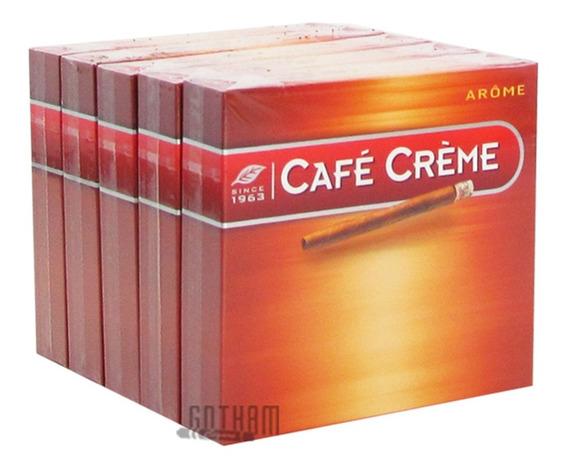 Arome Puritos Cigarro Cafe Creme Aroma Pack X50 Cigarros