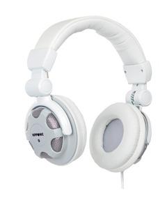 Fone Headphone Style Dj Nipponic Nip-cd830 Branco/cinza