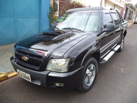 Chevrolet Gm S10 Executive 2.8 Preto 2010