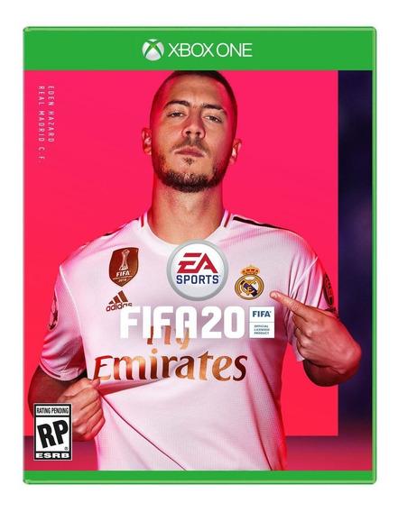 Jogo Midia Fisica Ea Sports Fifa 20 Original Para Xbox One