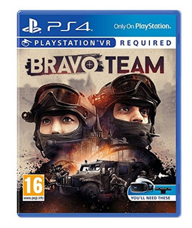 Ps4 Bravo Team (ps4 Vr)
