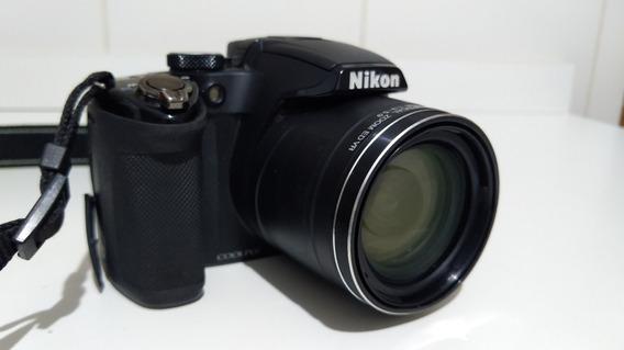 Câmera Digital Nikon Coolpix P510 Semi Profissional