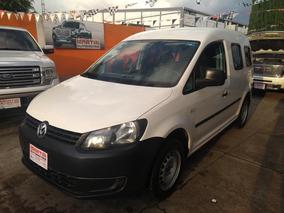 Volkswagen Caddy 1.2 Maxi Cargo Van Larga Aa Mt 2015