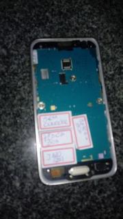 Celular J1 Mini Defeito