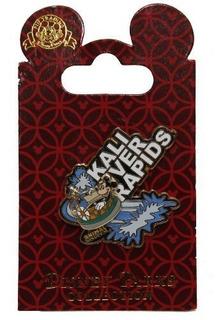 Disney Pin 36427 Wdw Logotipo De Kali River Rapids