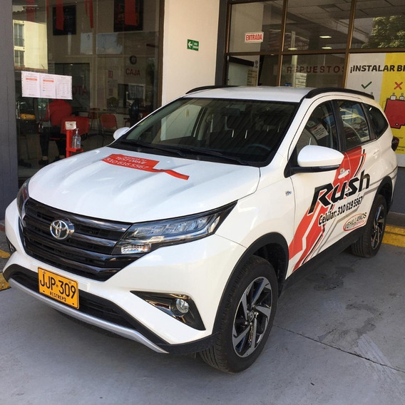 Nueva Toyota Rush High A/t 2019