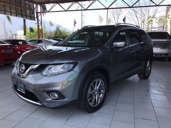 Nissan X-trail 2016 2.5 Exclusive 2 Row Cvt