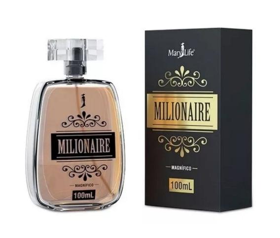 Perfume Milionaire Masculino Mary Life 100 Ml
