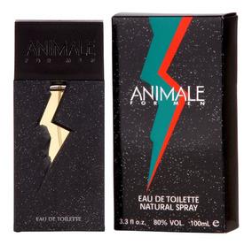 Perfume Animale For Men 100 Ml - Made In Usa - Não É Tester