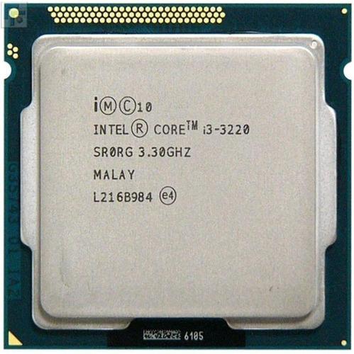 Processador Intel I3-3220 Bx80637i33220