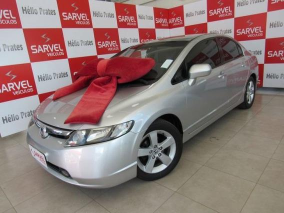 Honda Civic Lxs 1.8 16v, Jih2006