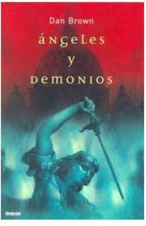 Ángeles Y Demonios Dan Brown!! Remato Libro/ Envío Gratis