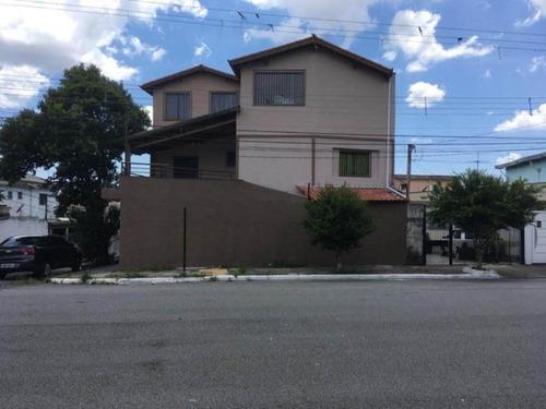 Imagem 1 de 15 de Sobrado Para Venda Por R$530.000,00 Com 202m², 3 Dormitórios, 1 Suite E 2 Vagas -  Parque Guarani, São Paulo / Sp - Bdi35623