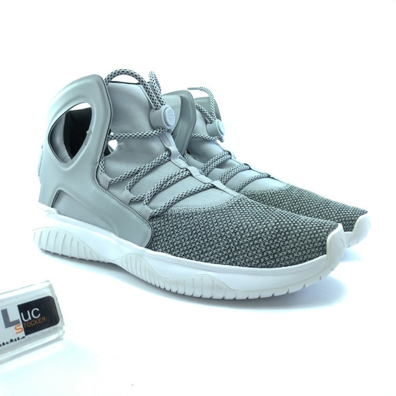 Tênis Nike Air Huarache Flight Ultra Wolf Grey Original