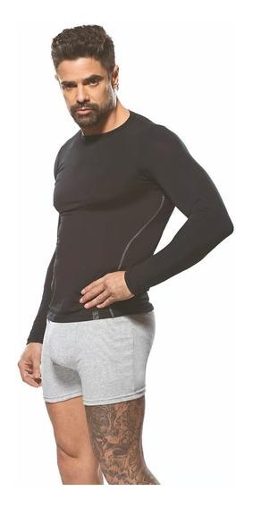 Camiseta Remera Térmica Hombre Dufour 11945 M/larga Tutim