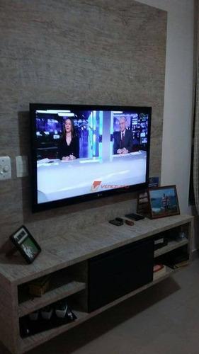 Apartamento À Venda, 58 M² Por R$ 200.000,00 - Jardim São Francisco - Piracicaba/sp - Ap0794
