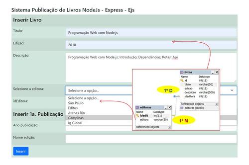 Crud Formulário Mestre-detalhes Com 2 E 3 Tabelas