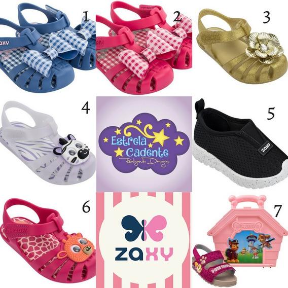 3 Pares 21 Por R$ 144,90 Frete Grátis,calçados Infantis,zaxy