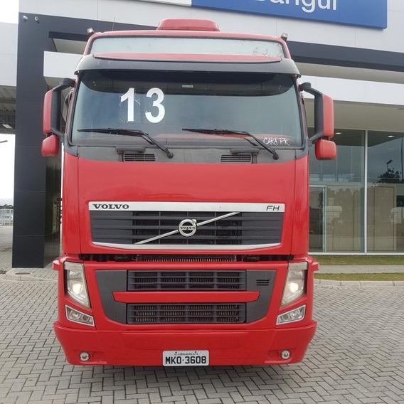 Volvo Fh 460 6x2 2013 Completo
