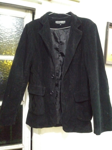 Campera Corderoy Hombre Talle S