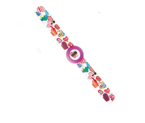 Reloj Digital Para Niñas Jafra Coreta Heart Watch