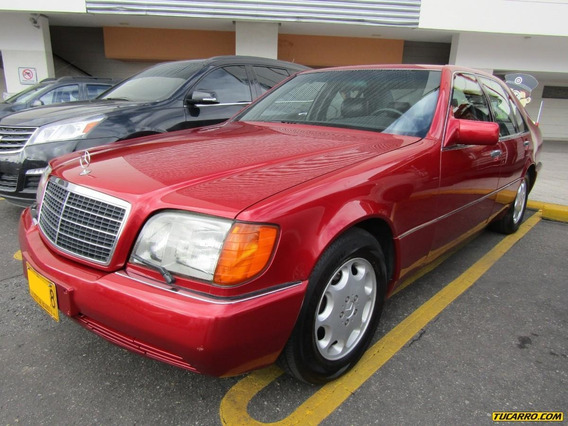 Mercedes Benz Clase S 300 Se 2.9 At