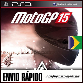 Motogp 15 Moto Gp 15 - Português Do Brasil - Ps3 Psn