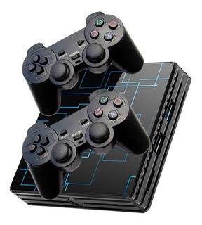 Consola Retro Arcade+80gb+2 Controles Neogeo+snes Y Play 1