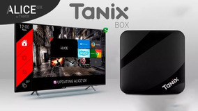 # Tv Box Tanix Tx3 Max 2gb +16gb Bluetooth Alice Android 7