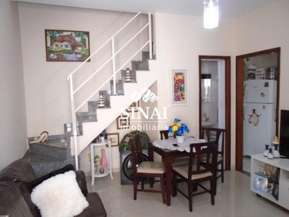 Casa Duplex Com 3 Quartos Em Irajá [v61] - V61